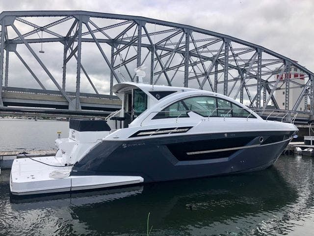 2022 Cruisers Yachts boat for sale, model of the boat is 50CANTIUS & Image # 1 of 48