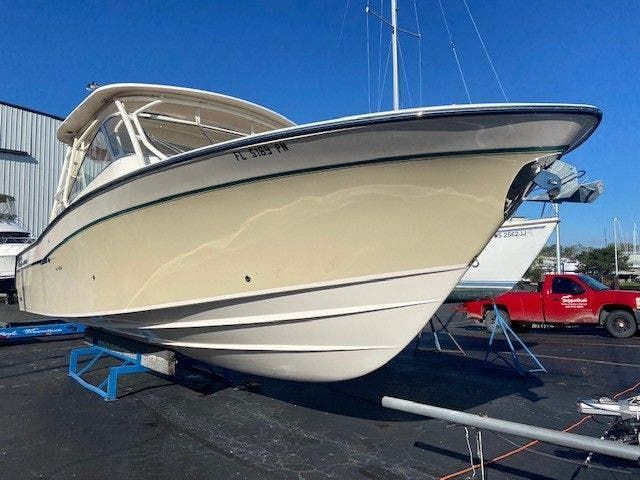 2014 Grady-White boat for sale, model of the boat is 335 FREEDOM & Image # 2 of 33
