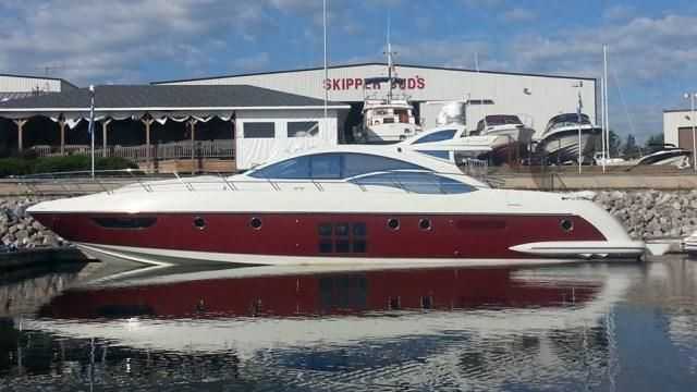 2008 Azimut boat for sale, model of the boat is 62 S & Image # 1 of 55