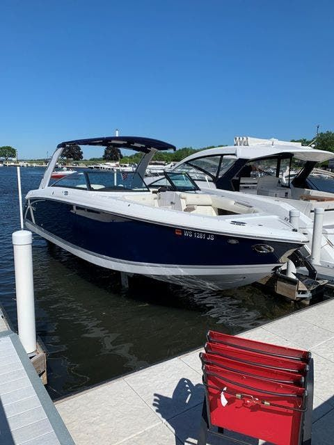 2016 Cobalt boat for sale, model of the boat is R30 & Image # 1 of 9