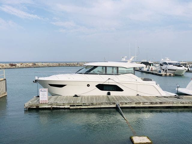 2021 Tiara Yachts boat for sale, model of the boat is 49Coupe & Image # 2 of 48