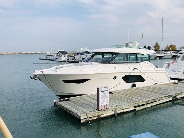 2021 Tiara Yachts boat for sale, model of the boat is 49Coupe & Image # 1 of 48