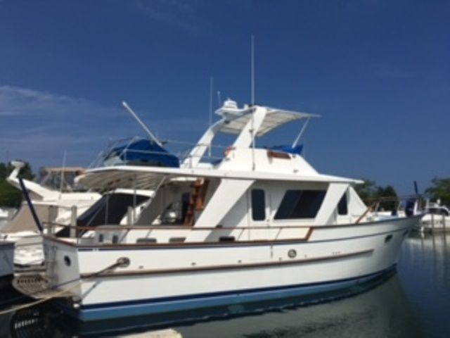 1986 Defever boat for sale, model of the boat is 48 TRAWLER & Image # 2 of 2