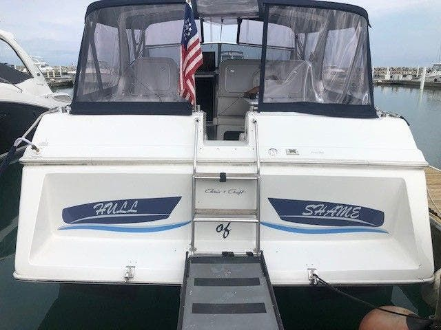 1990 Chris Craft boat for sale, model of the boat is 400 EXPRESS & Image # 2 of 41