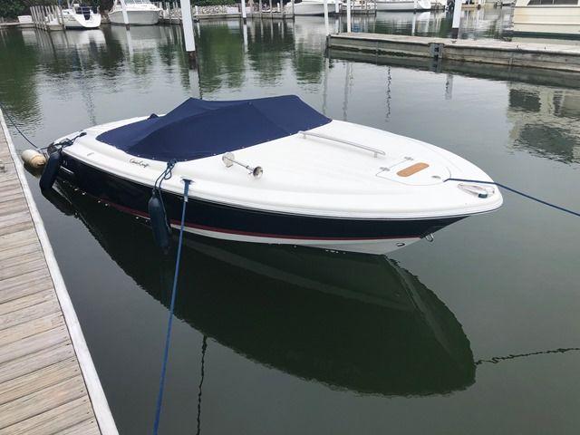2008 Chris Craft boat for sale, model of the boat is 20' LANCER & Image # 2 of 2