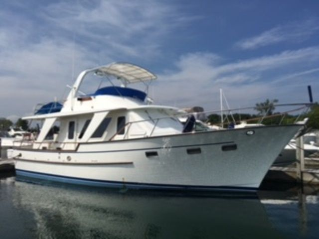 1986 Defever boat for sale, model of the boat is 48 TRAWLER & Image # 1 of 2