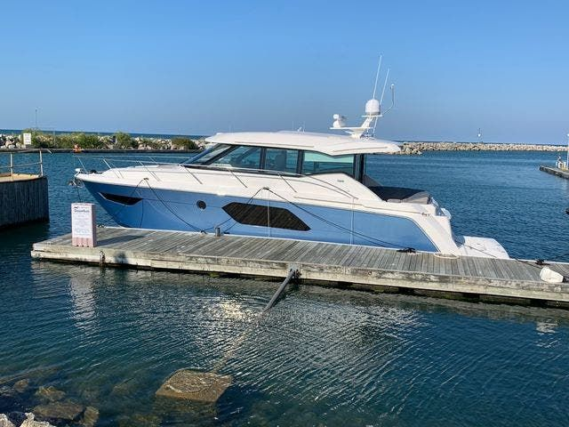 2020 Tiara Yachts boat for sale, model of the boat is 49 Coupe & Image # 1 of 44
