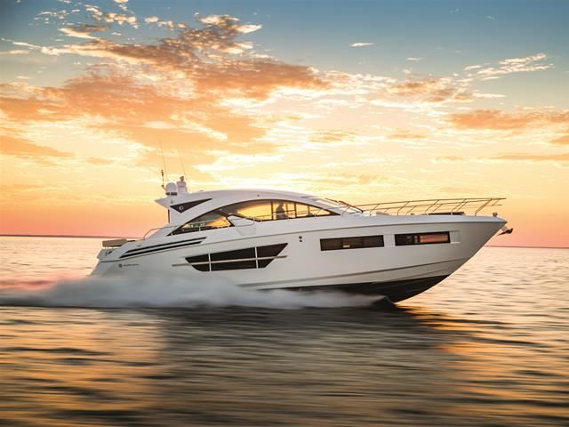 2018 Cruisers Yachts boat for sale, model of the boat is 60 Cantius & Image # 2 of 2