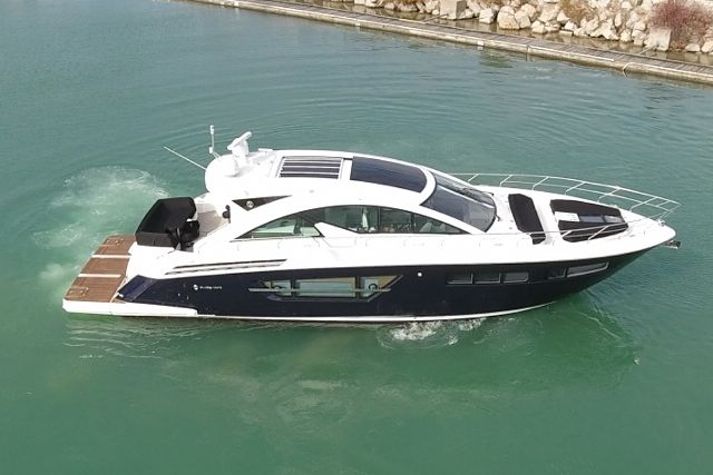 2017 Cruisers Yachts boat for sale, model of the boat is 60 Cantius & Image # 2 of 2