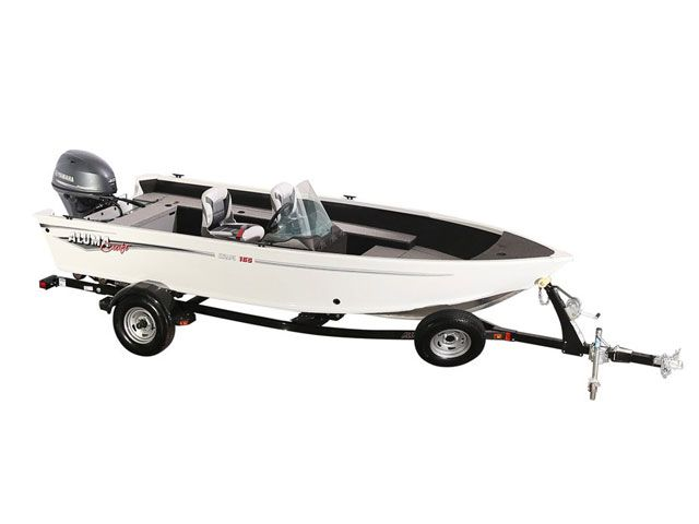 2018 Alumacraft boat for sale, model of the boat is 165 CS & Image # 1 of 2
