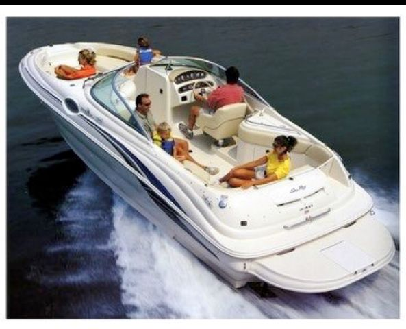 2000 Sea Ray boat for sale, model of the boat is 240 SUNDECK & Image # 2 of 2