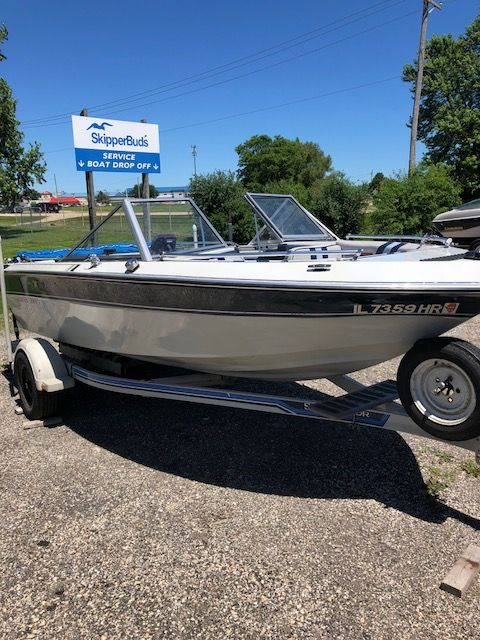 1988 Smoker Craft boat for sale, model of the boat is 171 ALANTE & Image # 2 of 2
