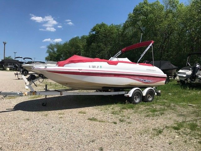 2005 Starcraft boat for sale, model of the boat is 2000 AURORA & Image # 1 of 2