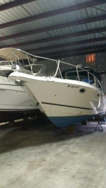 2000 Monterey boat for sale, model of the boat is 322 Cruiser & Image # 1 of 20