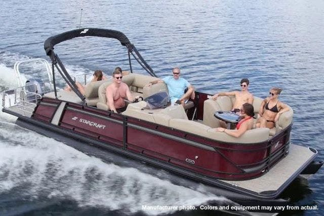 2021 Starcraft boat for sale, model of the boat is CX23DLTT & Image # 1 of 22