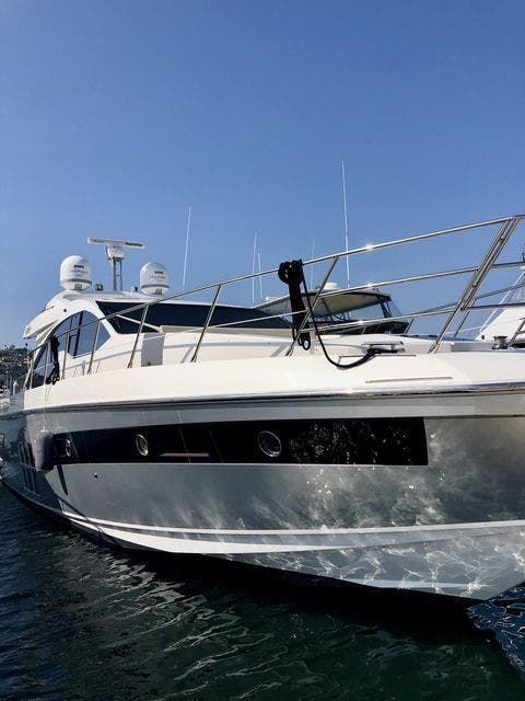 2017 Azimut boat for sale, model of the boat is 55 S & Image # 1 of 4