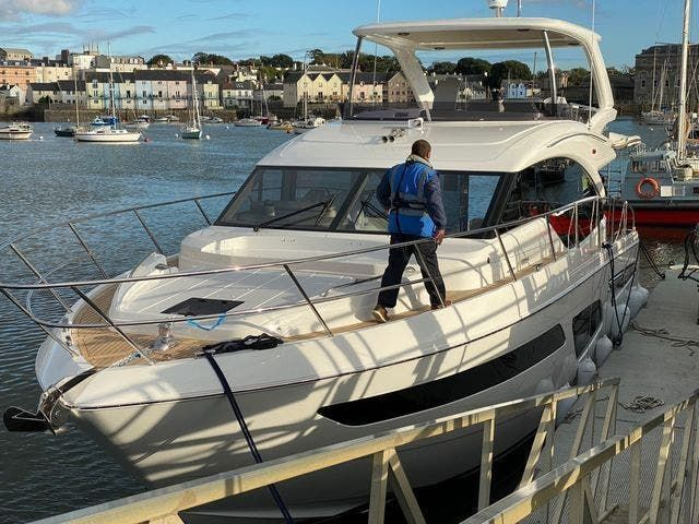 2022 Princess Yachts boat for sale, model of the boat is F55 & Image # 1 of 15