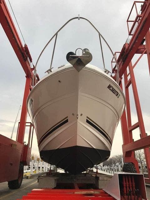 2001 Sea Ray boat for sale, model of the boat is 280 SUNDANCER & Image # 2 of 14