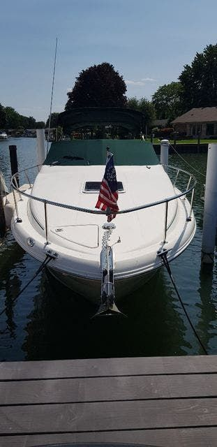 2000 Sea Ray boat for sale, model of the boat is 270 SUNDANCER & Image # 2 of 16