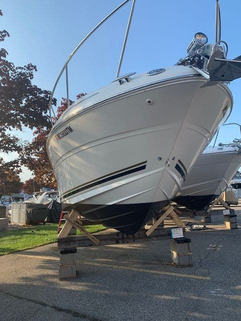 2001 Sea Ray boat for sale, model of the boat is 280 SUNDANCER & Image # 1 of 14