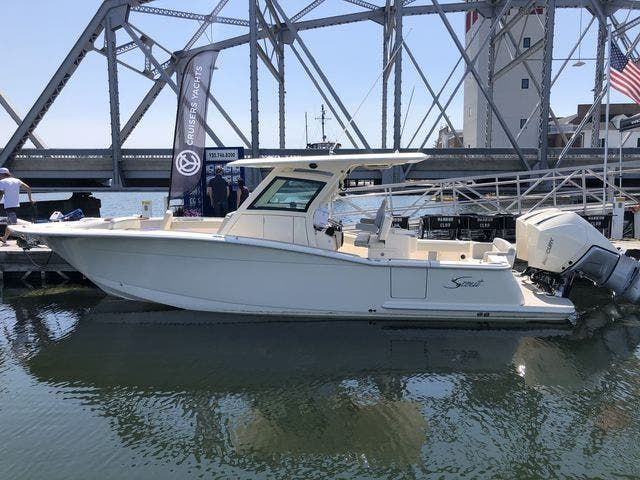 2022 Scout boat for sale, model of the boat is 305LXF & Image # 1 of 26