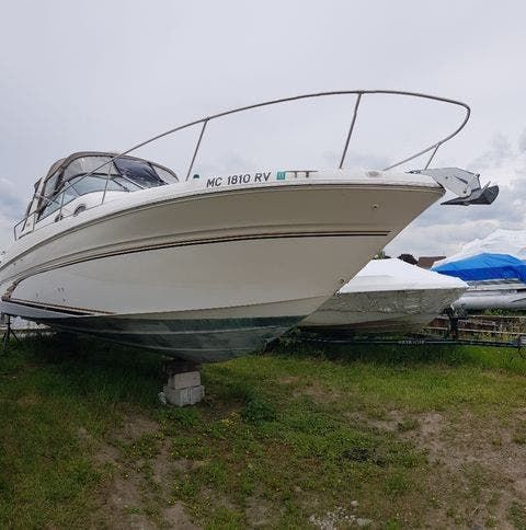 1997 Sea Ray boat for sale, model of the boat is 290 SUNDANCER & Image # 2 of 17