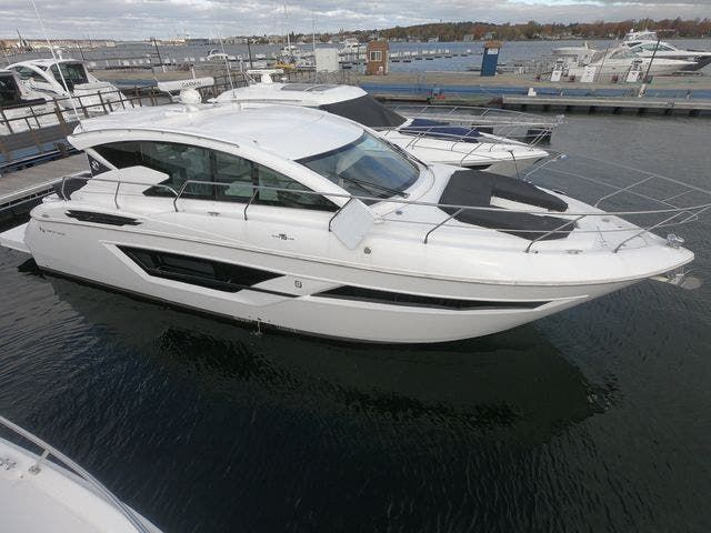2021 Cruisers Yachts boat for sale, model of the boat is 46CANTIUS & Image # 2 of 23