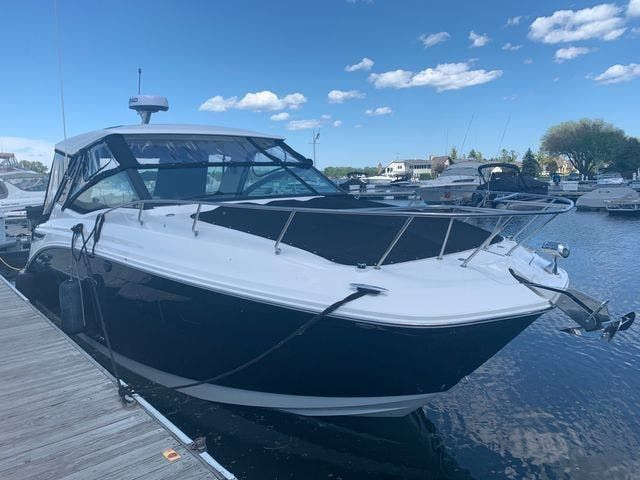2020 Sea Ray boat for sale, model of the boat is 320DAO & Image # 1 of 18