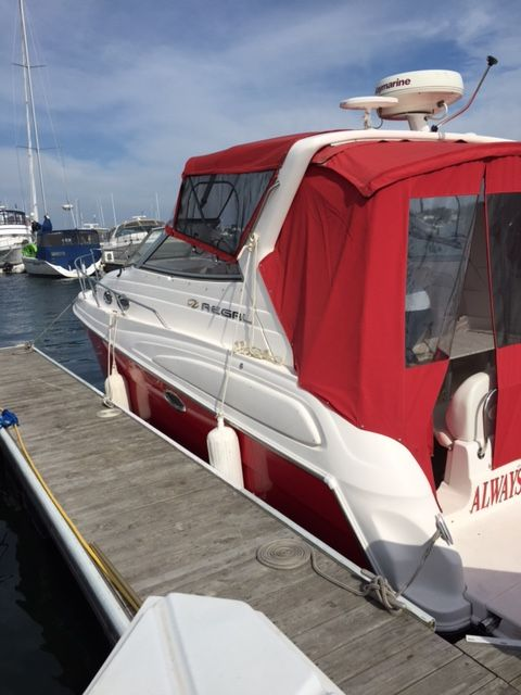 2004 Regal boat for sale, model of the boat is 2860 COMMODORE & Image # 2 of 2