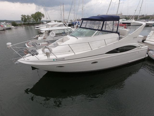 1999 Carver boat for sale, model of the boat is 350MARINER & Image # 1 of 36