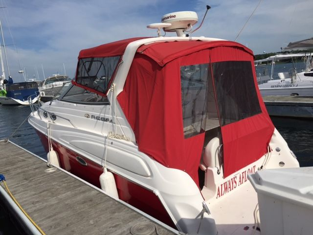 2004 Regal boat for sale, model of the boat is 2860 COMMODORE & Image # 1 of 2