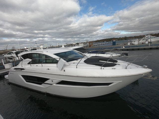 2021 Cruisers Yachts boat for sale, model of the boat is 46CANTIUS & Image # 1 of 23