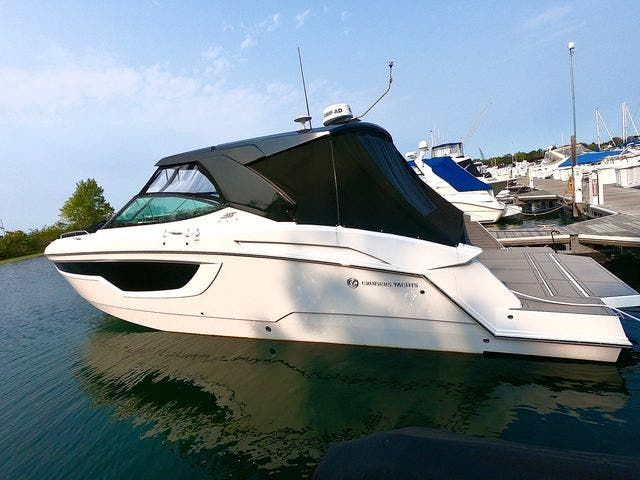 2020 Cruisers Yachts boat for sale, model of the boat is 38GLS I/O & Image # 1 of 18