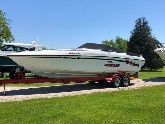 1998 Mirage boat for sale, model of the boat is 314 SZ & Image # 1 of 22