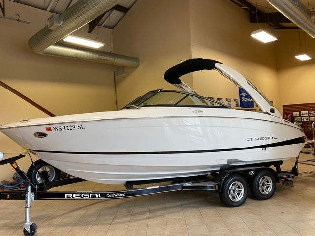 2019 Regal boat for sale, model of the boat is LS4 & Image # 1 of 20