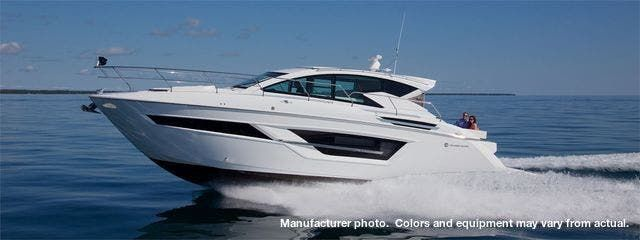 2021 Cruisers Yachts boat for sale, model of the boat is 46CANTIUS & Image # 1 of 13