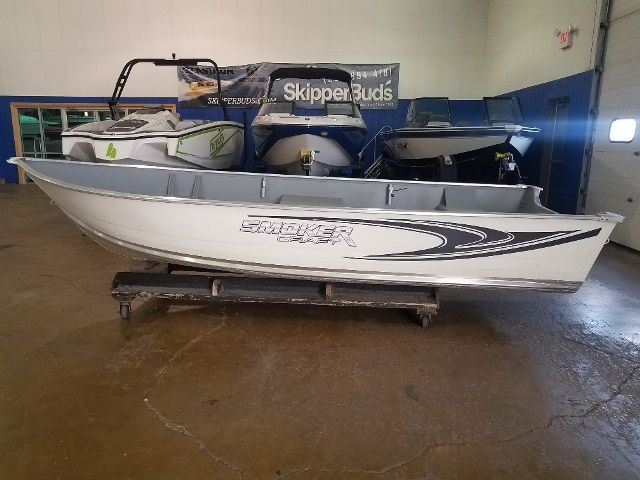 2018 Smoker Craft boat for sale, model of the boat is 15ALASKANTL/DLX & Image # 2 of 2