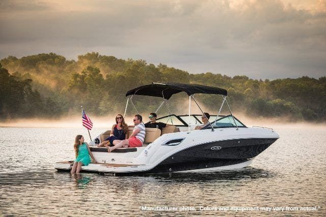2022 Sea Ray boat for sale, model of the boat is 250SDX & Image # 1 of 8