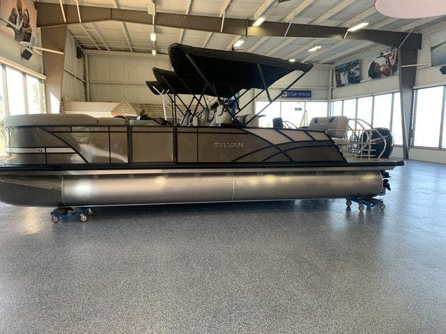 2022 Sylvan boat for sale, model of the boat is L5DLZ & Image # 1 of 16