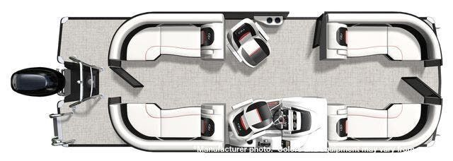 2022 Barletta boat for sale, model of the boat is Corsa23QCTT & Image # 2 of 5