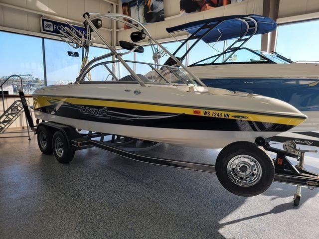 2007 Tige boat for sale, model of the boat is 20V & Image # 1 of 7