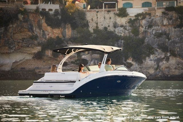 2021 Sea Ray boat for sale, model of the boat is 270SDX & Image # 1 of 10