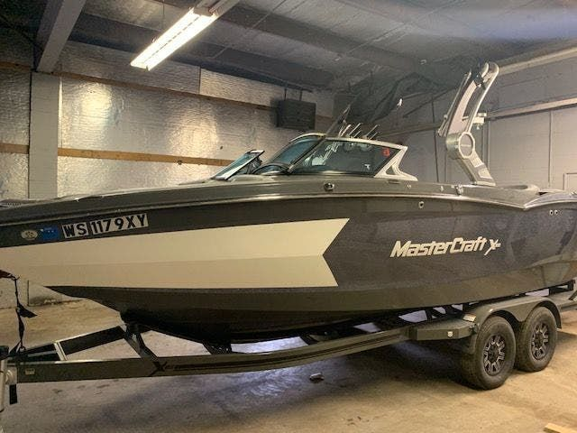2018 Mastercraft boat for sale, model of the boat is X-Star & Image # 1 of 31