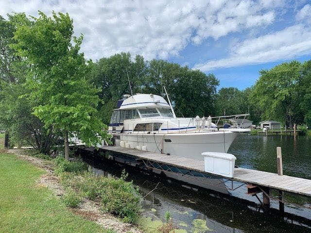1978 Chris Craft boat for sale, model of the boat is 41 & Image # 1 of 33