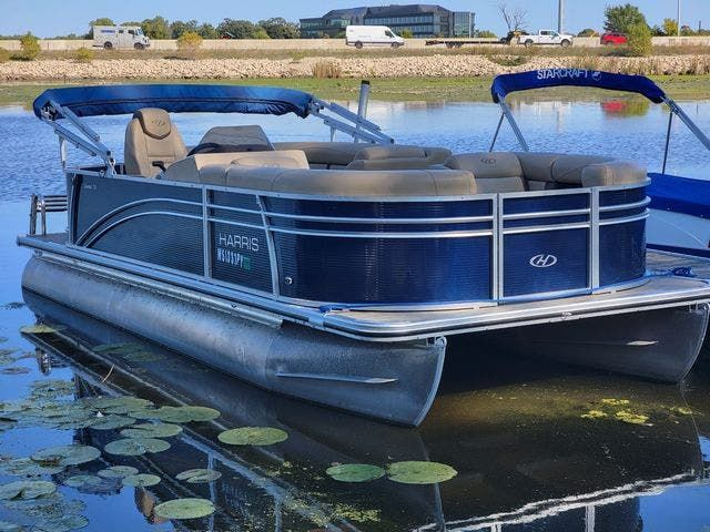 2020 Harris boat for sale, model of the boat is 210 CX/CS & Image # 1 of 7