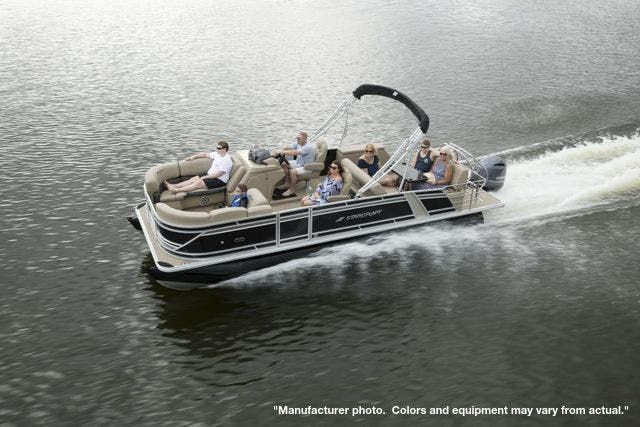 2022 Starcraft boat for sale, model of the boat is CX23DLTT & Image # 1 of 16