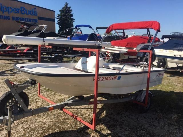 2001 Boston Whaler boat for sale, model of the boat is 130 SPORT & Image # 2 of 12