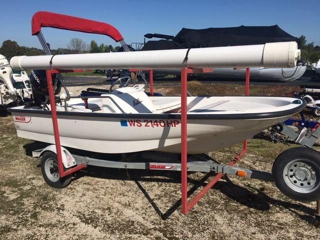 2001 Boston Whaler boat for sale, model of the boat is 130 SPORT & Image # 1 of 12