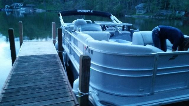 2017 Starcraft boat for sale, model of the boat is CX 23 RE & Image # 2 of 2