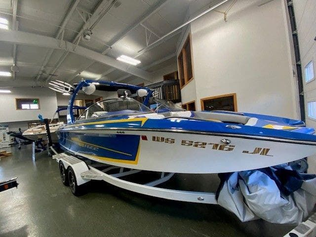 2014 Tige boat for sale, model of the boat is RZ2 & Image # 1 of 15